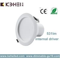Wholesale AC110V / AC220V Marketing Qualified LED Downlight 7w 531lm PF 0.95 CRI 80 from china suppliers