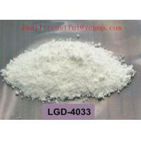 Wholesale Anti Cancer Oral Sarms Powder LGD - 4033 Ligandrol For Fat Loss from china suppliers