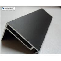 Wholesale Electrophoresis aluminum frames for solar panels  weather resistance 6061 6063 T4 - T6 from china suppliers