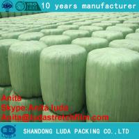 China Luda New Products Agriculture Use LLDPE Silage Stretch Film 25micx500mm on sale