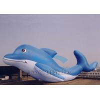 Wholesale Ocean Park Cartoon Custom Designed Balloons Helium , Large Inflatable Dolphin from china suppliers