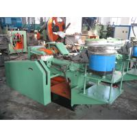Wholesale Horizontal Side Cutting Machine For Six Angle Bolts , OEM Serviuce from china suppliers