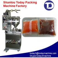 Wholesale Liquid Packing Machine/Syrup, honey, jam, ketchup, shampoo, liquid pesticide packing machine from china suppliers