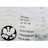 Wholesale HS 28170010 High Purity Micronized Zinc Oxide Powder For Ceramics CAS 1314-13-2 from china suppliers