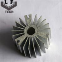 Wholesale Round High Precision Forging Aluminum Heat Sinks 110 Diameter For LED PCB COB from china suppliers