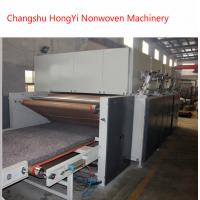 Wholesale Nonwoven Thermal Bond Wadding Felt Making Machine For Filter Material 60-1500g/M2 from china suppliers