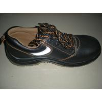 Wholesale Anti Slip / Abrasion Resistant Heavy Duty Work Shoes Black For Men from china suppliers