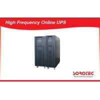 Quality Large Capacity High Frequency Online UPS Power Supply With 12V 9ah Battery , Three Phase for sale