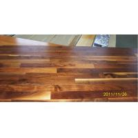 Wholesale American Walnut Engineered Flooring 3-strip (Rustic White oiled,UV oiled) from china suppliers