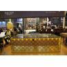 Buy cheap 2400mm Hotel Equipment Teppanyaki Grill Table Rectangle Japanese Teppanyaki Grills from wholesalers