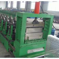 Wholesale Galvanized Steel Cable Tray Roll Forming Machine Perforated Type from china suppliers