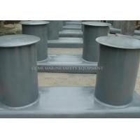 Wholesale Marine Steel Double Bollards ship Casting Steel Bollard from china suppliers
