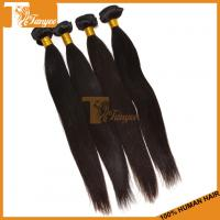 Buy cheap Best Quality Grade 8a Wholesale Brazilian 100% silky straight human hair weft from wholesalers