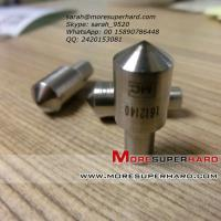 Wholesale Hardness tester / rockwell diamond indenter  sarah@moresuperhard.com from china suppliers