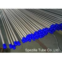 Wholesale 1/2'' X 0.065'' 316L Stainless Steel Instrumentation Tubing Tig Welding SS Pipe from china suppliers