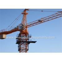 Wholesale Heavy Duty Construction Tower Crane 34M Free Height 5 Tons Max Load from china suppliers