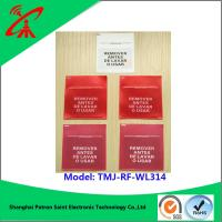 Wholesale 8.2MHZ Sticker Soft RF Security Tags / garments security alarm tag from china suppliers