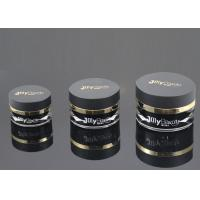 Wholesale 50ml Height 60mm Cosmetic Cream Jars Gold Edge Face Cream Containers from china suppliers