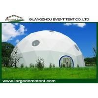 Wholesale Outdoor Geodesic Customized Large Dome Tent For Events / Exhibition from china suppliers