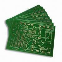 Buy cheap Double-sided PCBs with RoHS and UL Compliant, Various Base Materials Available from wholesalers