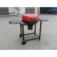"Quality Dia 22.5"" Charchaol BBQ Grill with Side Tables for sale"