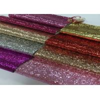 Wholesale Salon Decoration Wallpaper Glitter Fabric Roll Pu Aritificial Leather from china suppliers