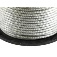 Wholesale Stainless 302/304 Nylon Coated Steel Cable 7 19 Strand Core Very Strong from china suppliers
