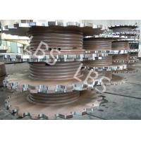Wholesale Steel Plate Rolling Integral Type Grooving Drum Of Crane Winch from china suppliers