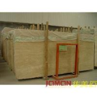 Wholesale Travertine Slab, Beige Travertine (XMJ-SB14) from china suppliers