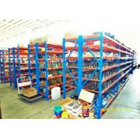 Wholesale Medium Duty Warehouse Storage Racks With Multi Levels 300 - 500kg Load Capacity from china suppliers