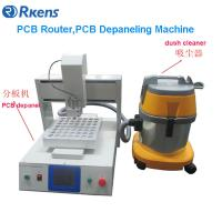 Wholesale PCB router, PCB depaneling machine, PCB depanel for irregular PCBs from china suppliers