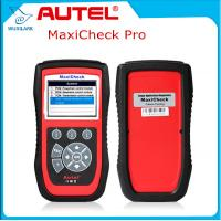 Wholesale Autel MaxiCheck Pro EPB/ABS/SRS/TPMS/DPF/Oil Service/Airbag Rest tool Diagnostic Function Free Online Update from china suppliers