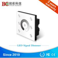 Wholesale Bincolor P1-010V 2 channels 86-style led 0-10V signal touch dimmer from china suppliers