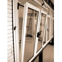 Wholesale Double/Single Swing Aluminum Tilt & Turn Casement Awning Windows from china suppliers