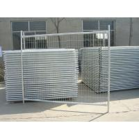 Wholesale construction site temporary fencing from china suppliers