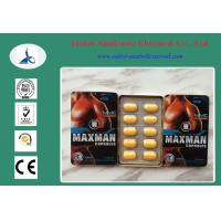 Wholesale MMC Maxman III Male Enhancement Sex Pills Medication Tablets Pharmaceutical Grade from china suppliers