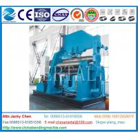 Wholesale HOT! Hydraulic CNC Plate rolling machine /4 Roll Plate Rolling Machine with CE Standard from china suppliers