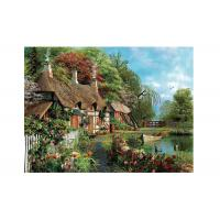 Wholesale Idyllic Scenery 3D Lenticular Pictures Full Colour Printing For Hotel from china suppliers