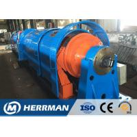 Wholesale 500r / Min Tubular Stranding Machine , Copper Cable Manufacturing Machines from china suppliers