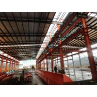 Wholesale Garments ASTM Steel Framed Buildings , Prefab 82 X 100 Light Industrial Steel Workshop from china suppliers
