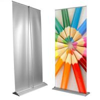 Wholesale Custom Large Retractable Display Banners , Advertising Trade Show Roll Up Banners Stand from china suppliers