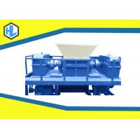 Wholesale Simens Drive Motor Waste Shredder Machine With 1000 Plus 900 Mm Cutting Chamber from china suppliers
