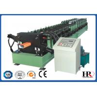 Wholesale Rectangular Gutter Roll Forming Machine , Roll Forming Equipment from china suppliers