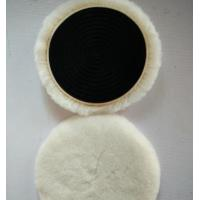 Wholesale high qualiyt wholesale wool buffing pad for car and glass factory from china suppliers