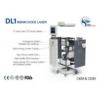 Wholesale Big Spot 808 nm Vertical Diode Laser Hair Removal Machine , 808nm Diode Laser Vertical from china suppliers