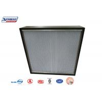 Wholesale Deep Pleated Hepa High Efficiency Air Filter for Industrial Filtration from china suppliers