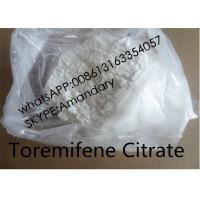 Wholesale 99% Strongest Anti Estrogen Powders Toremifene Citrate Fareston  89778-27-8 For Body Building from china suppliers