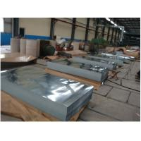 Wholesale 8 INCH Hot Dipped Galvanized Steel Sheet / Sheets Cold Rolled Galvanized  DX52D Z from china suppliers