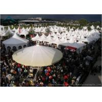 Quality White Marquee Pagoda Shape  Exhibition Event Tents For Conference for sale