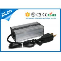 Buy cheap CE rosh club car 36v 48v golf cart charger with 2 crow foot plug from wholesalers